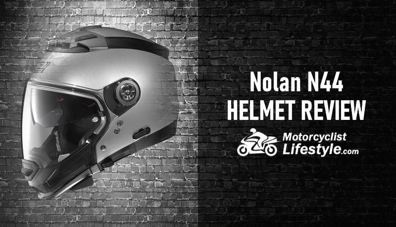 nolan n44 motorcycle helmet review