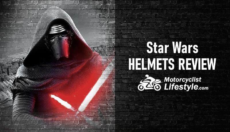 star wars motorcycle helmets review
