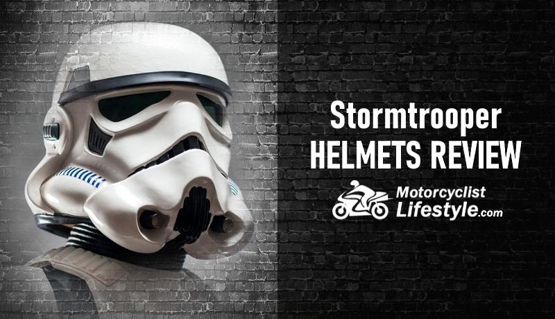 stormtrooper motorcycle helmets review