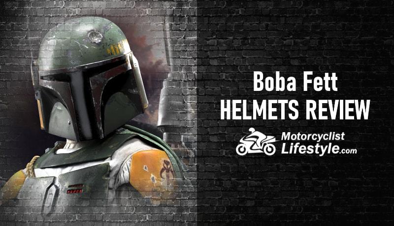 boba fett motorcycle helmets review