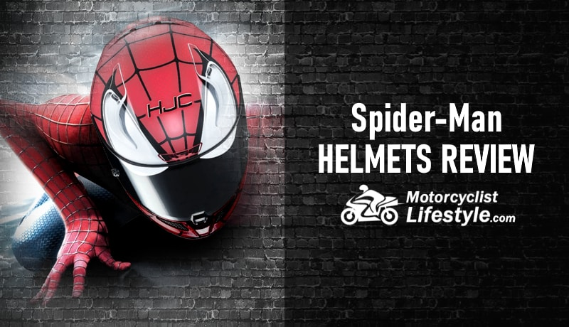 spider-man motorcycle helmets review