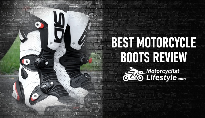 best motorcycle boots review