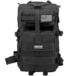 AXO 29101-05-000 Black Commuter Backpack