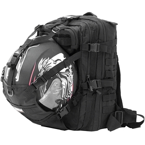 AXO Commuter BackPack for Motorcycle Riding