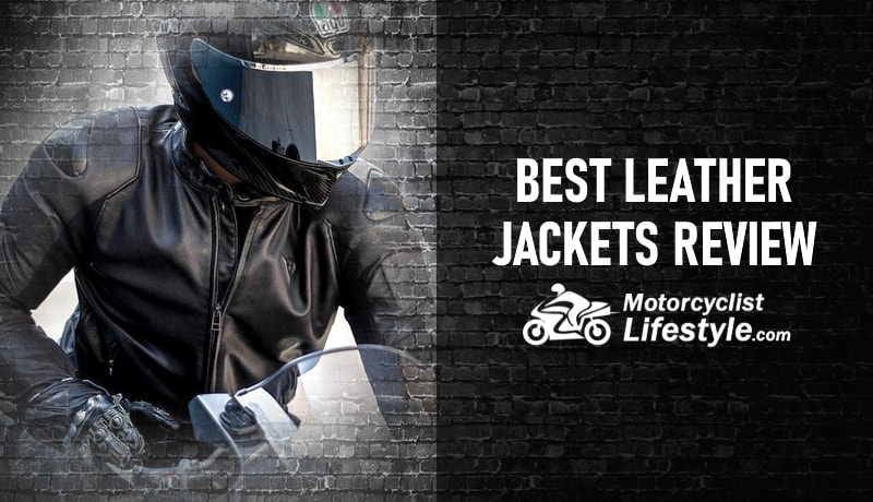 best leather motorcycle jackets review