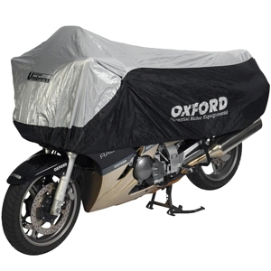 Motorbike Cover Fully Waterproof up to 1300cc size New Motorcycle Storm Jacket