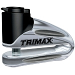 Trimax T665LC Hardened Metal Disc Lock