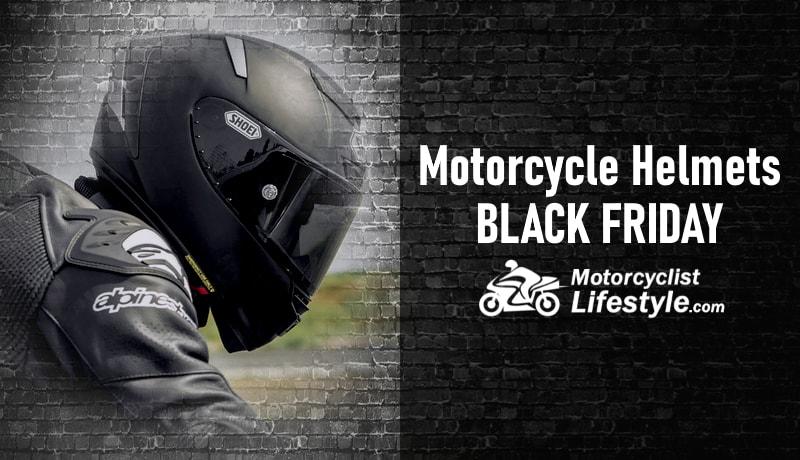 black friday motorcycle helmets deals sales discounts