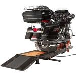 Rage Powersports BW-PROLIFT-HD Air OP Heavy Duty Motorcycle Lift Table