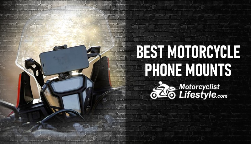 best motorcycle phone mounts review