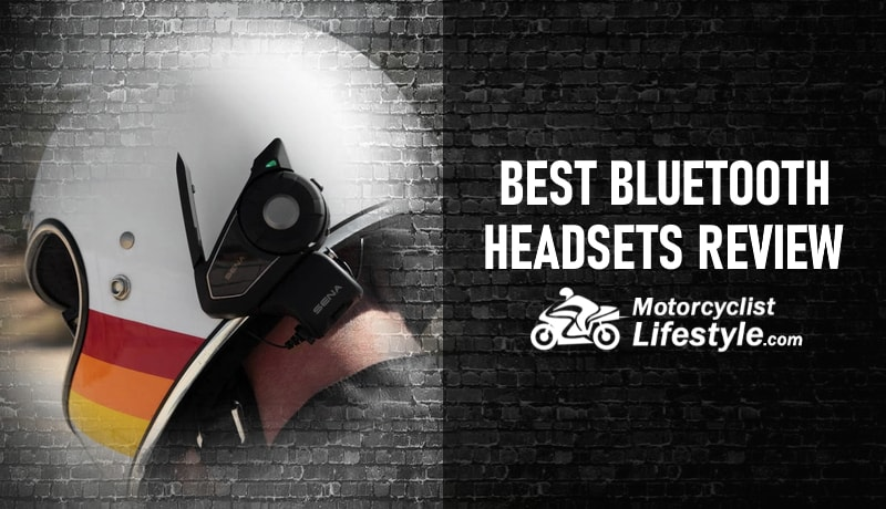 best motorcycle bluetooth headsets review