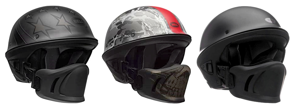 bell rogue helmet versions